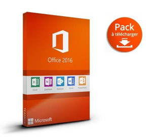 Licence Microsoft Office 2016